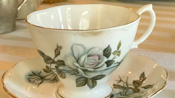 Daniel Webster Estate - Tea Cup