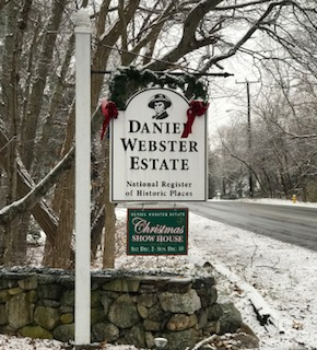 Daniel Webster Estate 2018