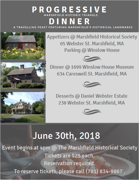 Marshfield historical Triangle